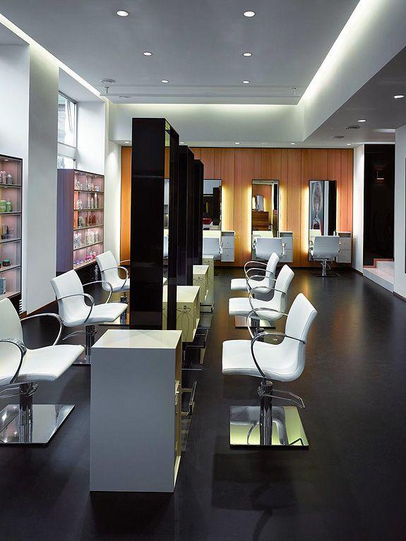 hair salon layout | Hair Salon Design | Salony Stuff | Pinterest ...