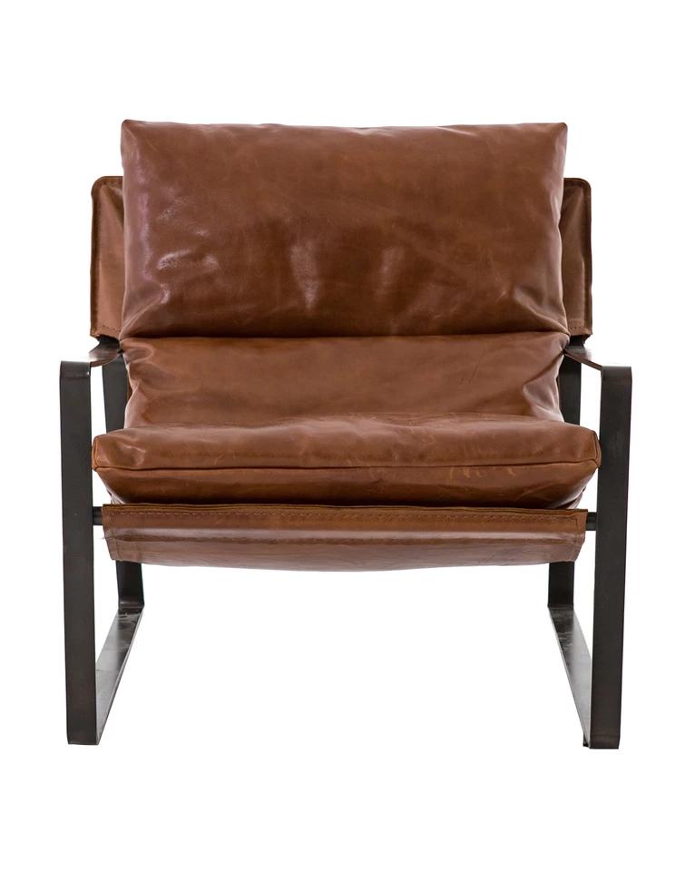 Peyton Chair Tobacco Amp Gunmetal Chair Furniture