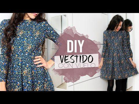 DIY VESTIDO | Cómo hacer un vestido de tablas