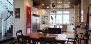 New Austin construction: GNM Lohr Homes; modern farmhouse