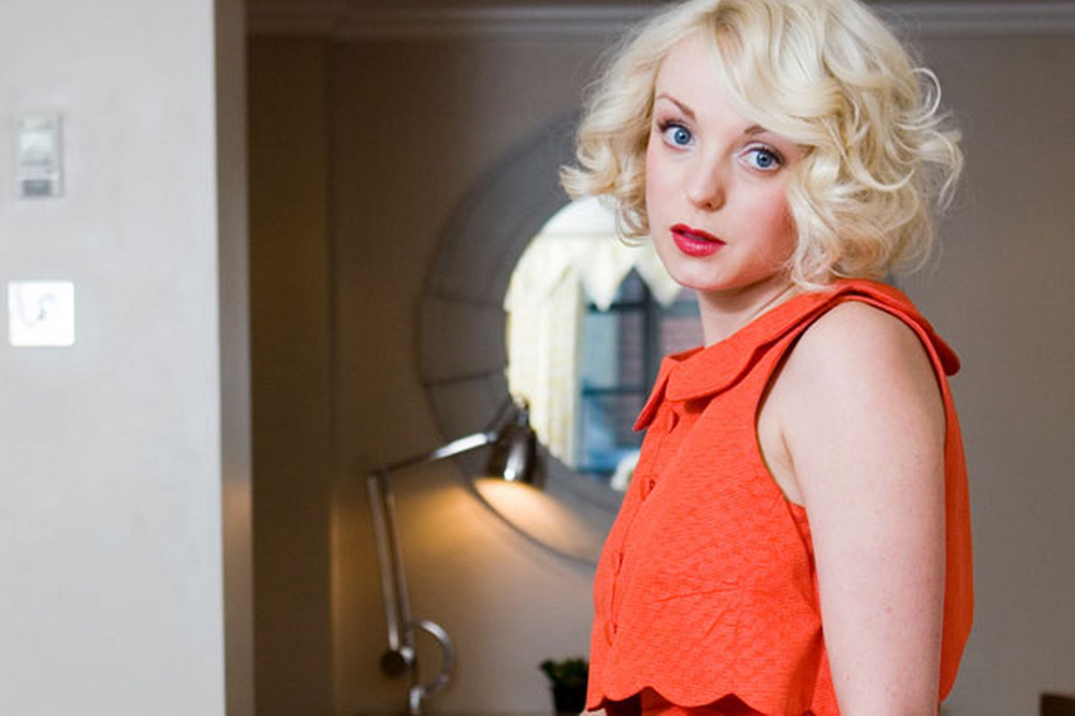 actress helen george reveals how she got to grips with 1950s