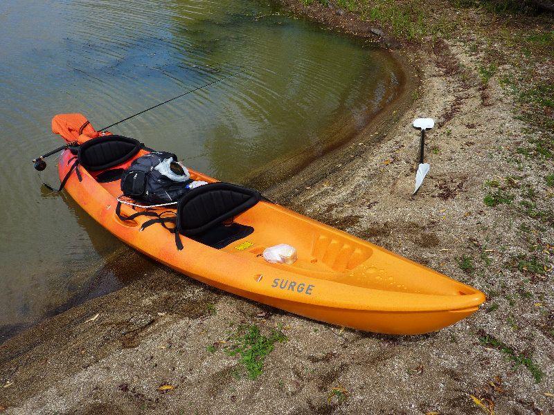 Mission Surge Sit On Top Tandem Kayak Review 004 Kayaking