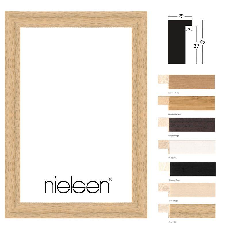 Nielsen Holzrahmen Sonderzuschnitt, Loft 25  Kirsche