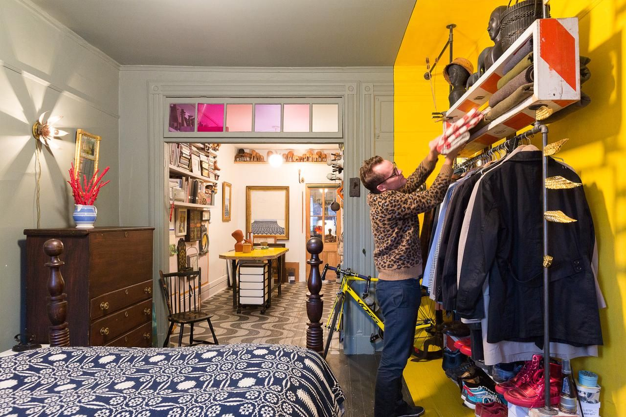 Fixes for Tight Spaces From Cramped New Yorkers | Small ...