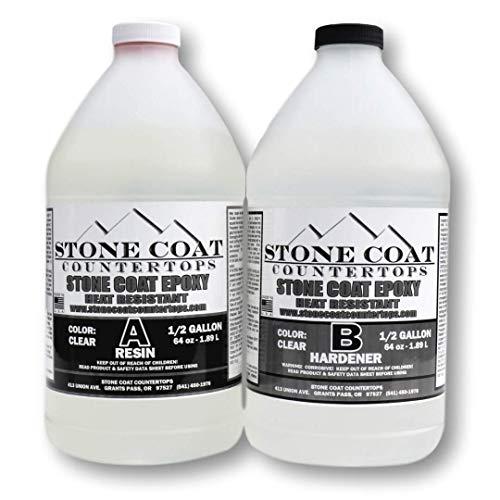 Stone Coat Countertops Epoxy 1 Gallon Kit Amazon Com