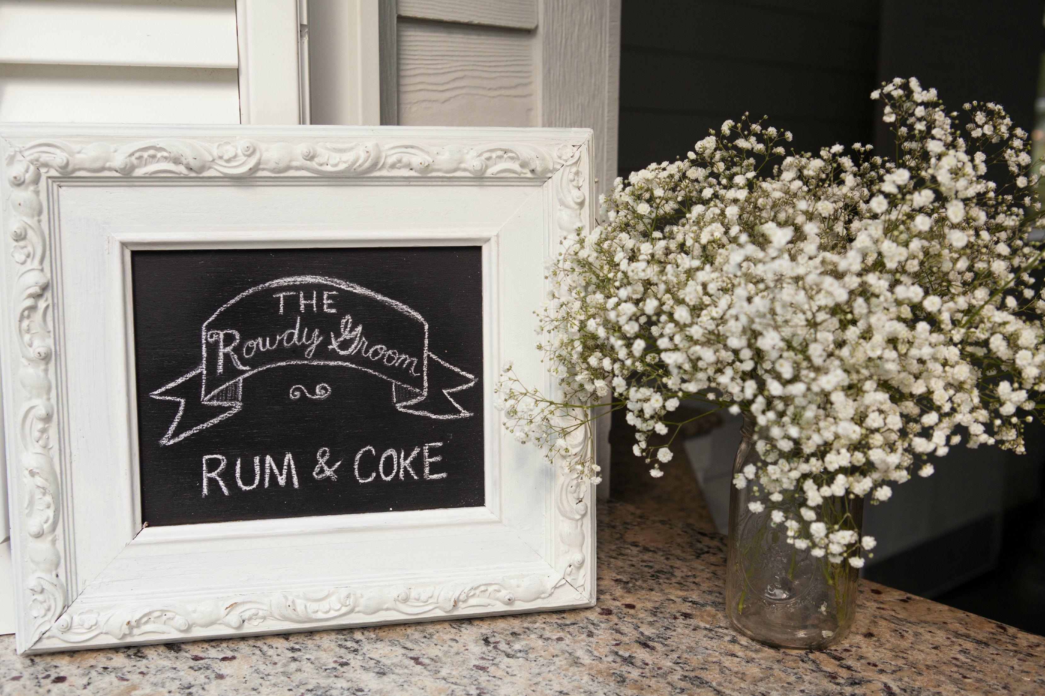 Groom's signature drink. Signature drinks, Wedding, Our