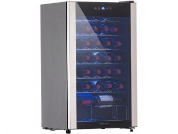 Adega Climatizada Easy Cooler 34 Garrafas HS-125WE - com Compressor Painel Touch