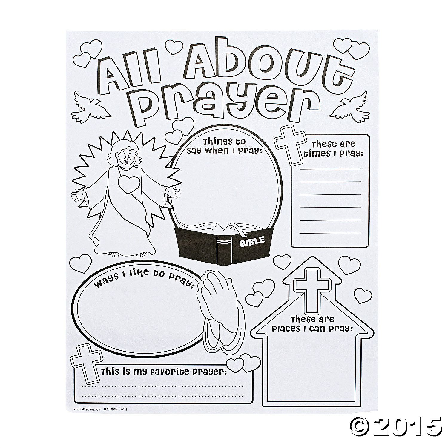 Papers on prayer