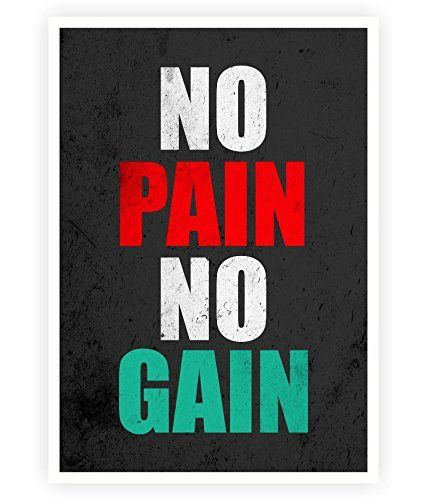 Pin On Gym Quotes Poster