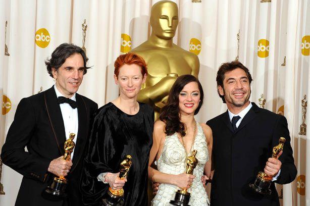 Pin by Václav Križovenský on Oscars