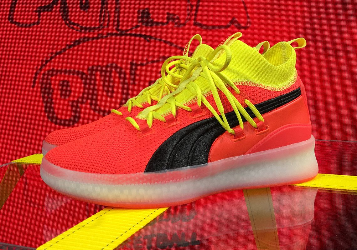 Puma Hoops Launch Event Nyc June 2018 Sneakernews Com Puma New Sneakers Sneakers