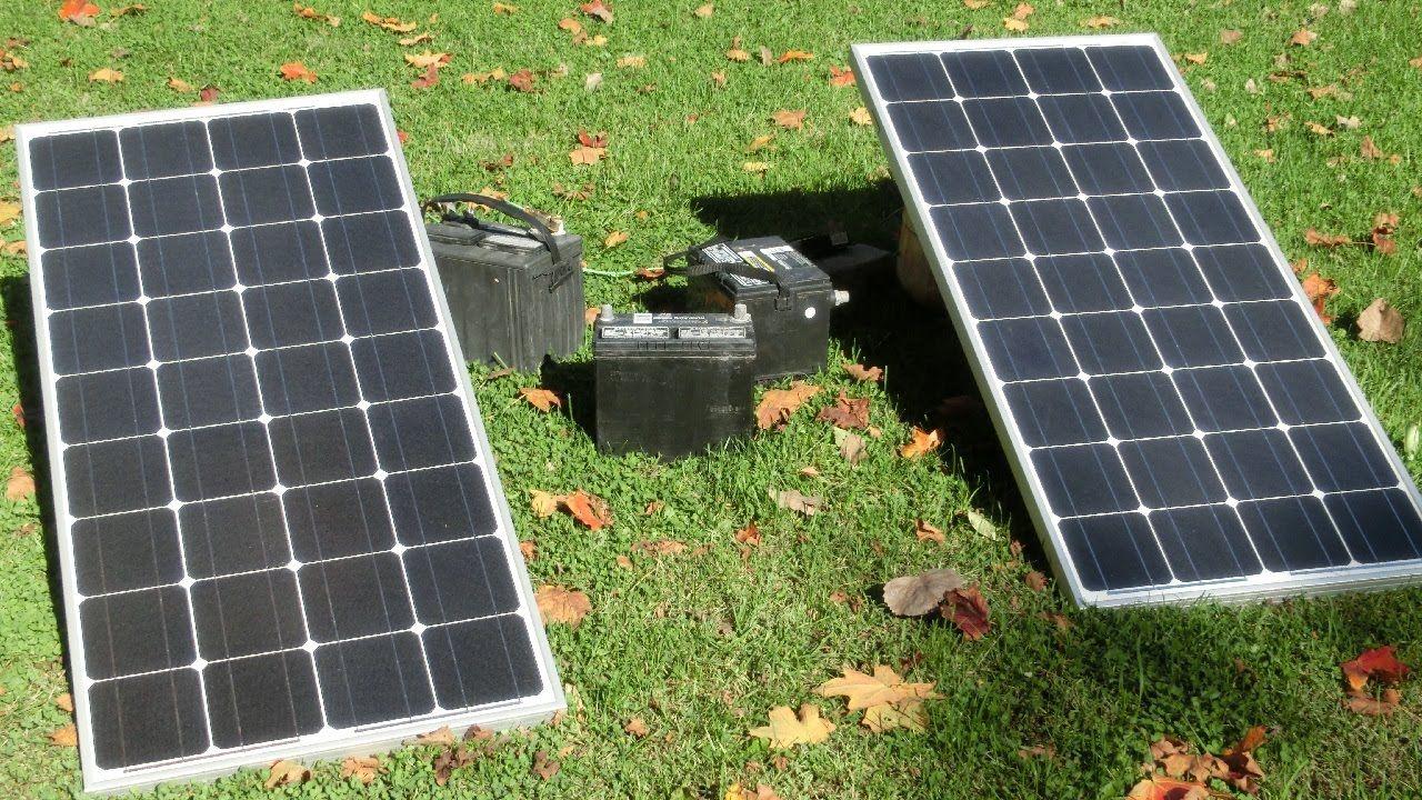 Random Bits 0058 200w Solar Panel System Solar Panels Solar Solar Panel Installation