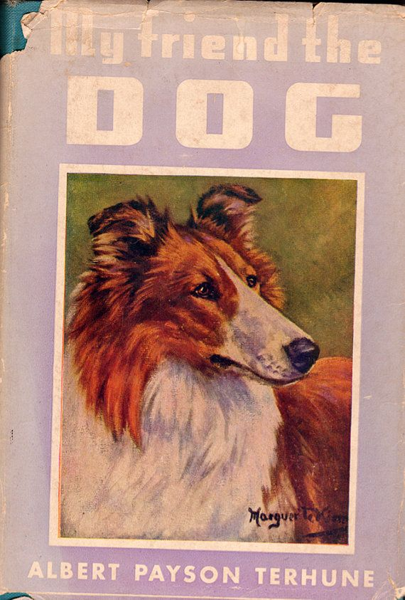 My Friend the Dog by Albert Payson Terhune, illustrated by Margaret Kirmse (1926).