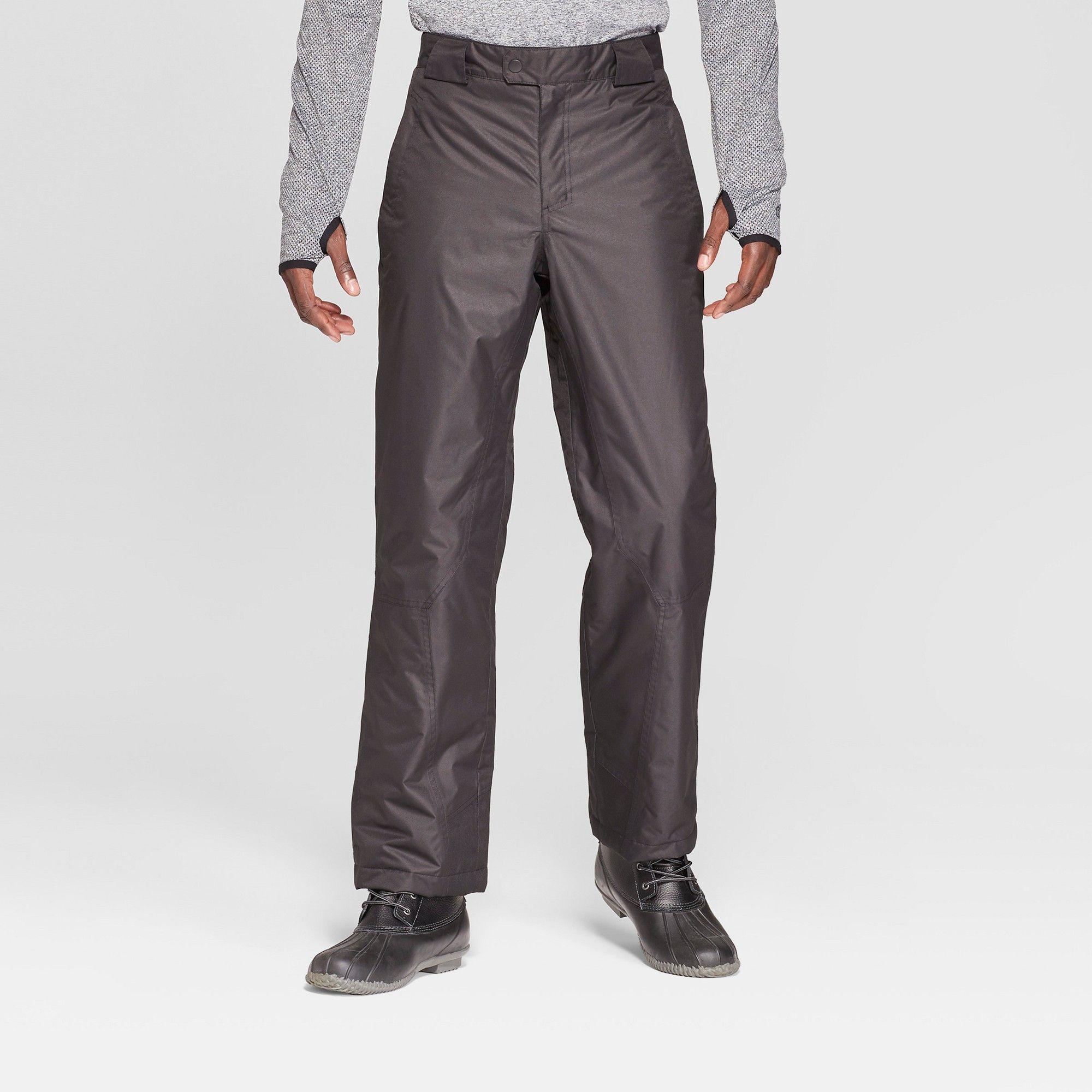 2872e85aadd Men's Snow Pants - C9 Champion® Black XXL | Products | Snow pants ...