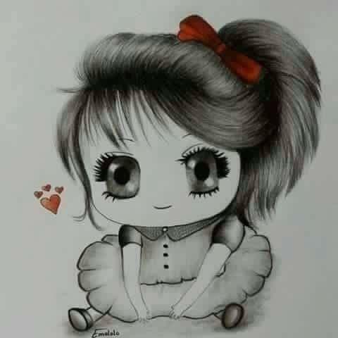Desertrose Lovely Cutie Cute Cartoon Girl Cartoons Dp Cute Cartoon