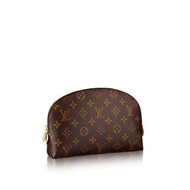 High Quality Best Replica Louis Vuitton Cosmetic Pouch Gm Monogram Canvas Travel M47353 Louis Vuitton Cosmetic Pouch Louis Vuitton Louis Vuitton Travel