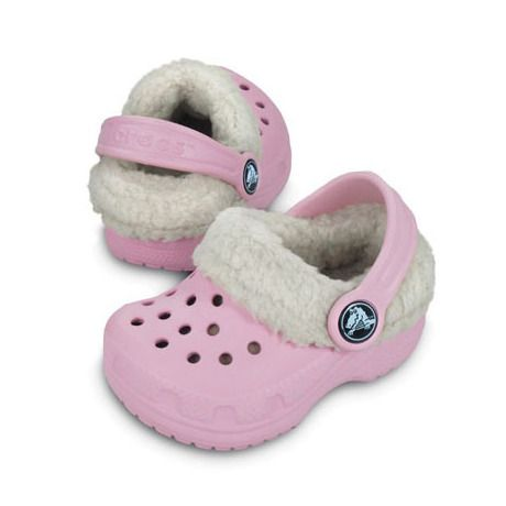 Crocs Littles Mammoth Shoes for Babies
