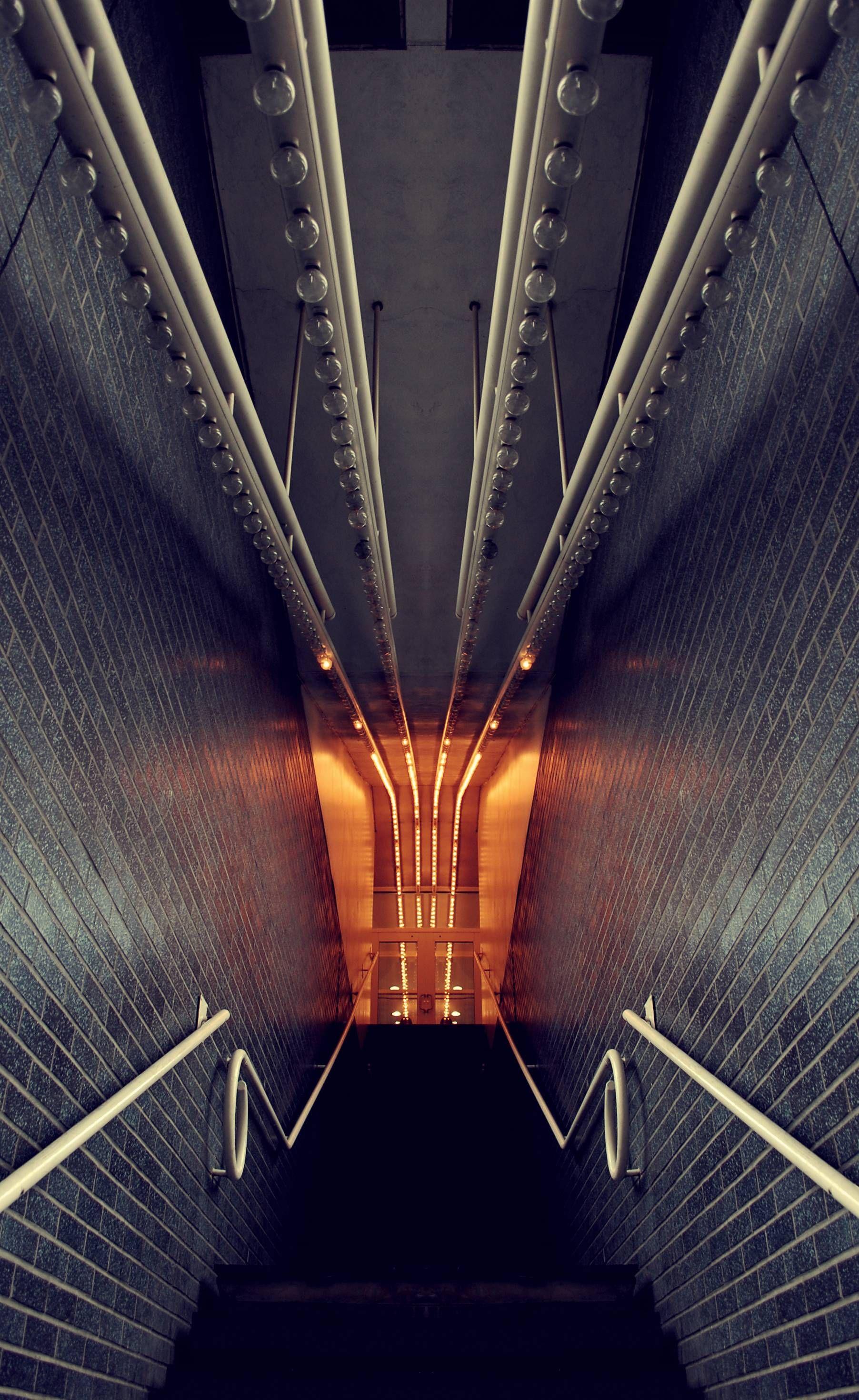 Stairway in Atlanta - http://ubikdesigns.com/