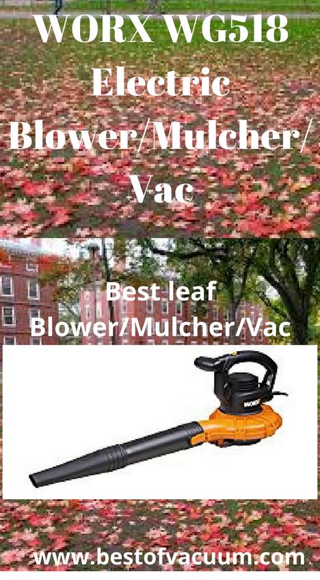 8 Best Leaf Vacuum Mulcher 2020 Vacuums Best Outdoor Power Equipment