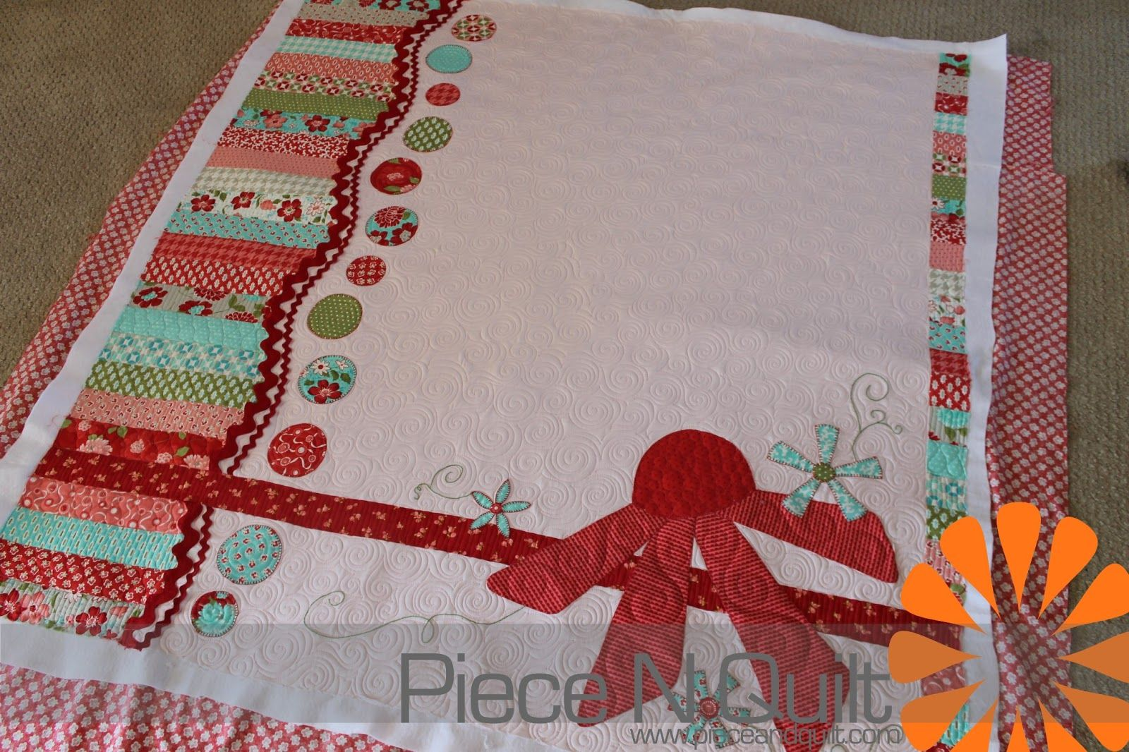 Piece N Quilt: Little Girl Quilt | Quilts for Little Ones ... : piece n quilt - Adamdwight.com
