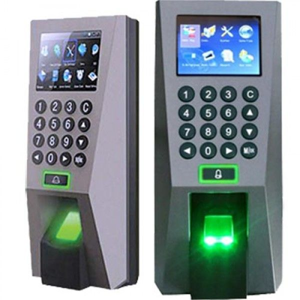ZKTeco Access Control and Time Attendance F18 | Sucurity