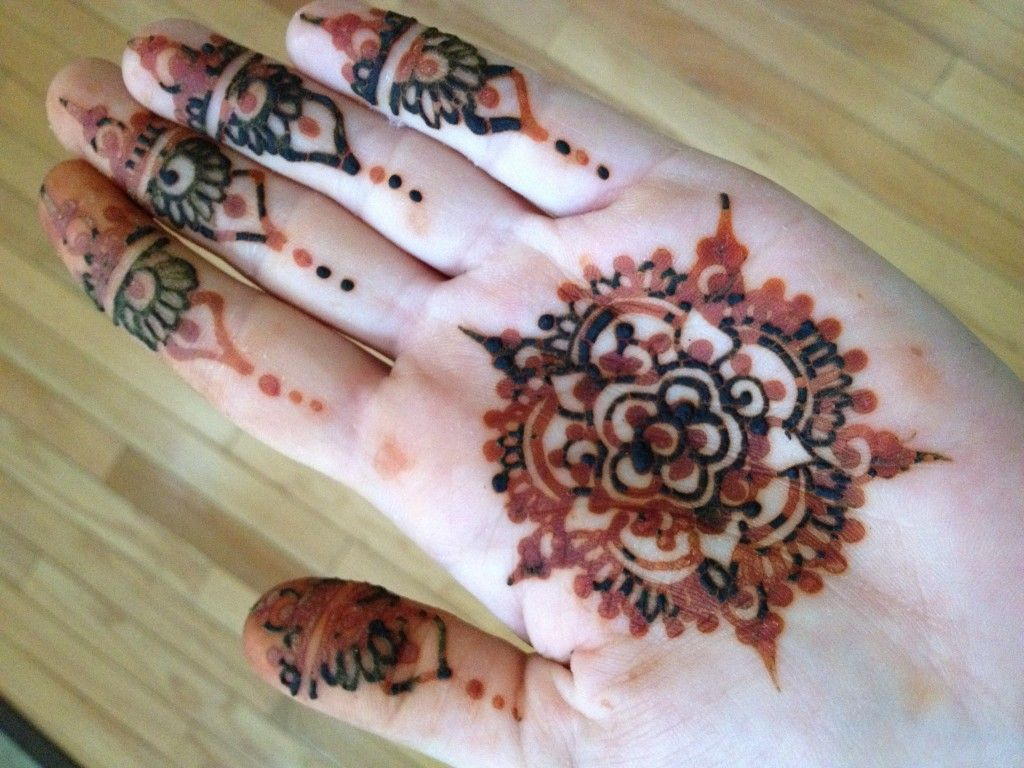 Mehndi Henna Care : After care instructions on how to for your henna design http