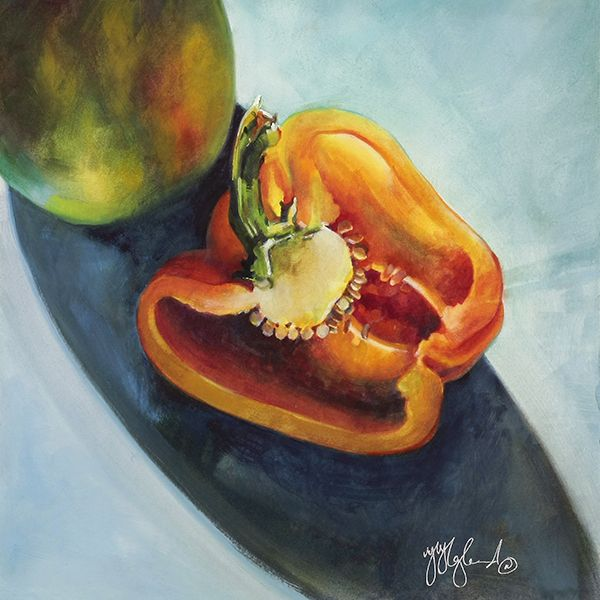 Watercolor Still Life Paintings Jeanne Hyland Artist