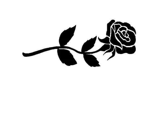 Http Www Desi88 Com Wp Content Uploads 2014 11 Black Rose Clip Art Jpg Clipart Black And White Flower Clipart Black And White Roses
