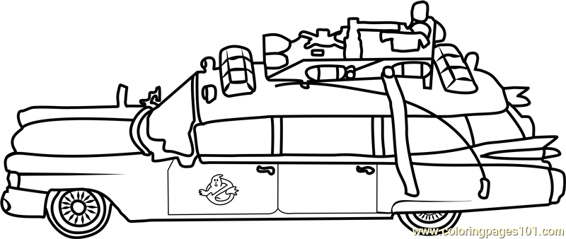 Ghostbusters Car Coloring Pages Cars Coloring Pages Lego Coloring Pages Coloring Pages
