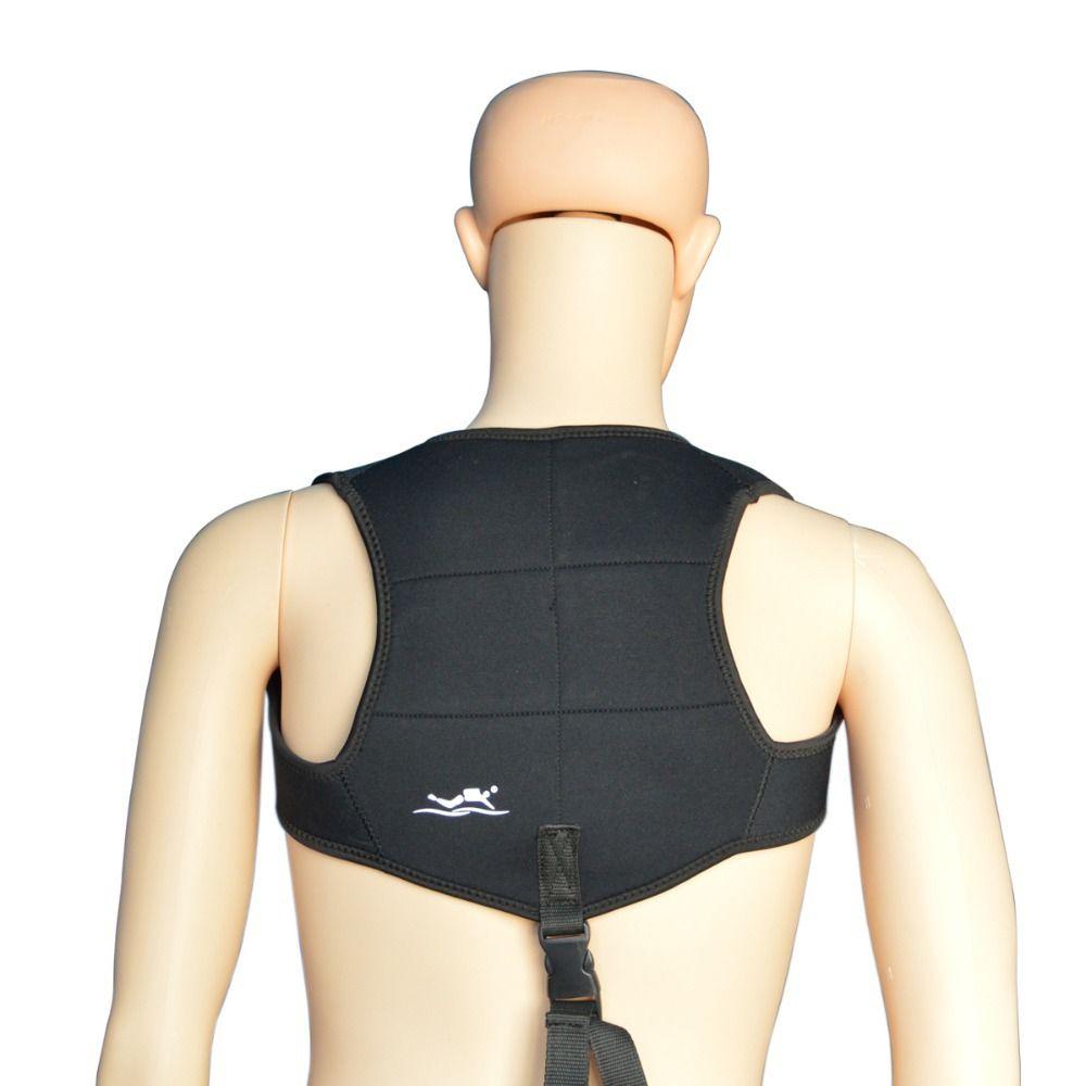 Layatone Diving Vest Top Men 5mm Neoprene Top Vest Scuba Diving Spearfishing Underwater Wetsuit Vests