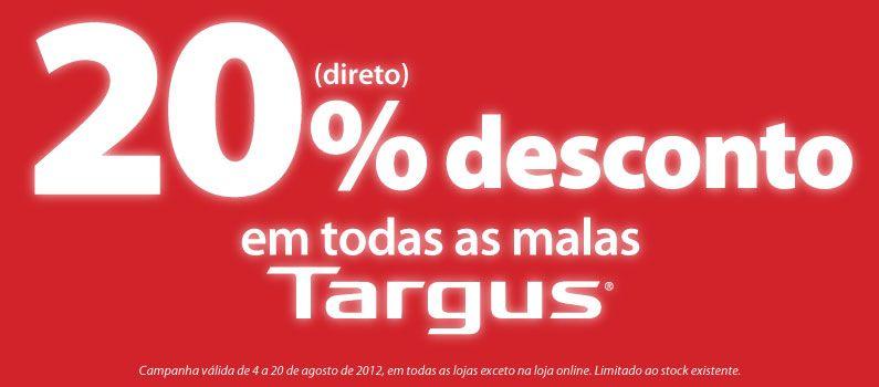 20% Desconto malas Targus    http://www.radiopopular.pt/familias/informatica.php#