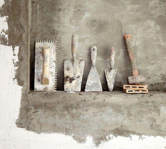 Wände Selber Verputzen um eine wand zu verputzen braucht nur wenige werkzeuge