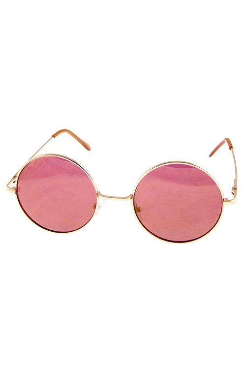 3d006adce Womens hipster dapper round circle shaped sunglasses in 2019 ...