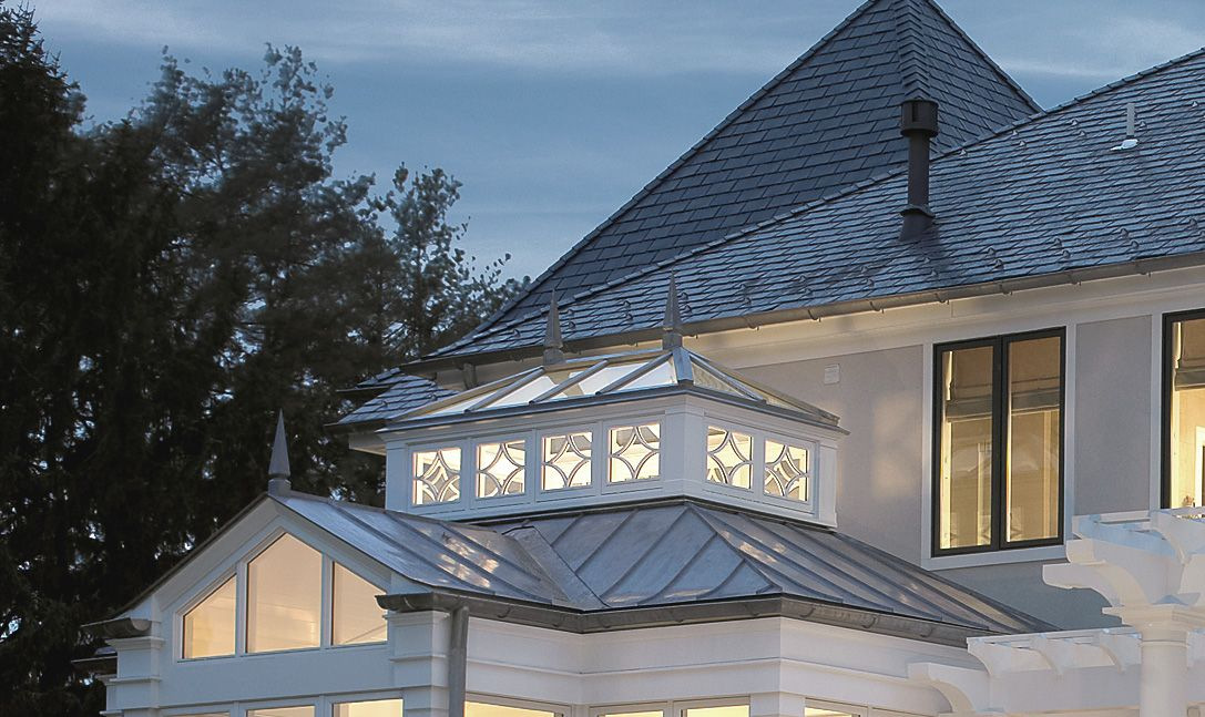 Clerestory Cupola Ranch Exterior Interior And Design Sunroom Windows Roof