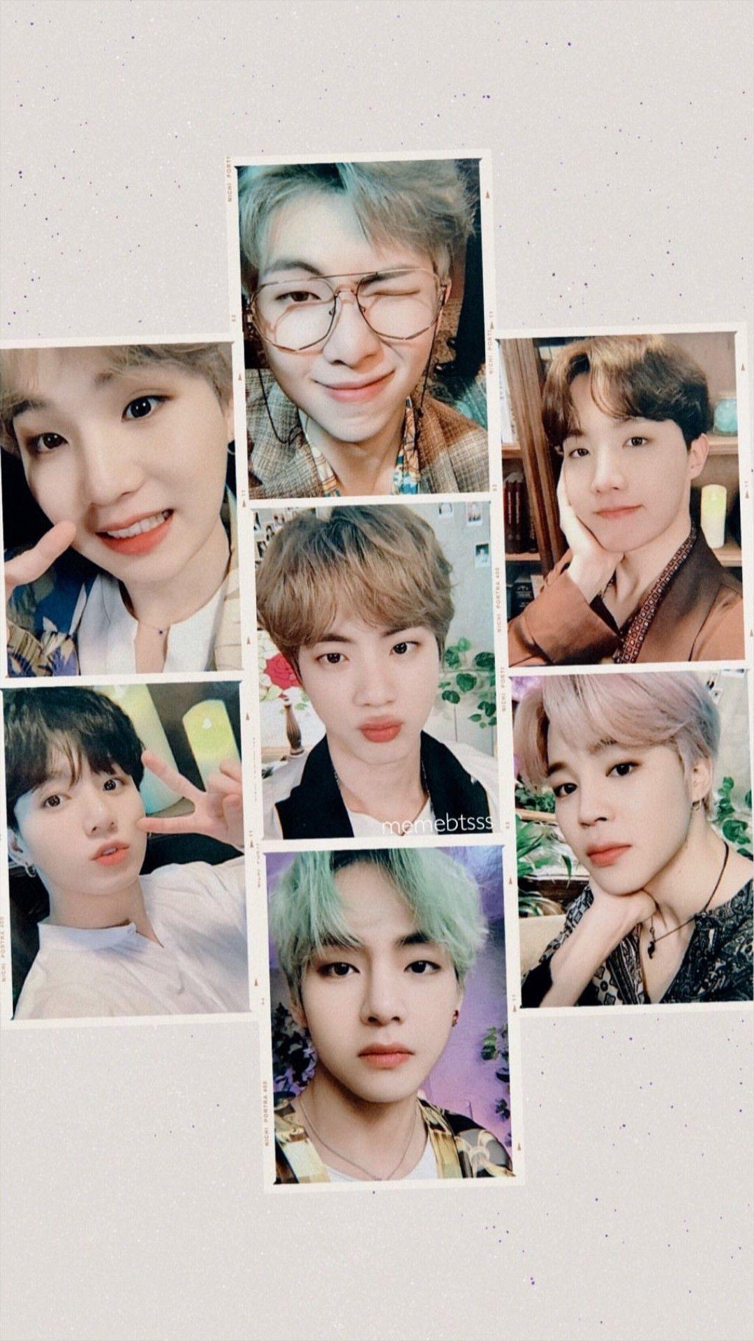 Wallpaper Lockscreen Hd Bts Cute Rm Jin Sg Jh Jm V Jk Seokjin Namjoon Taehyung