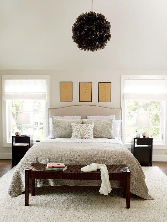 Neutral Bedroom Decorating Ideas Dormitorio, Recamara y Elegante