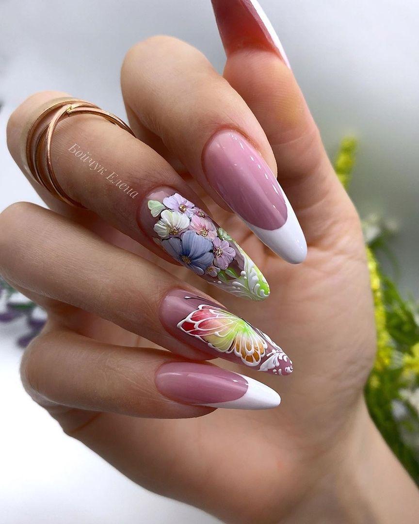 Дизайн ногтей тут! ♥Фото ♥Видео ♥Уроки маникюра в 2020 г ...