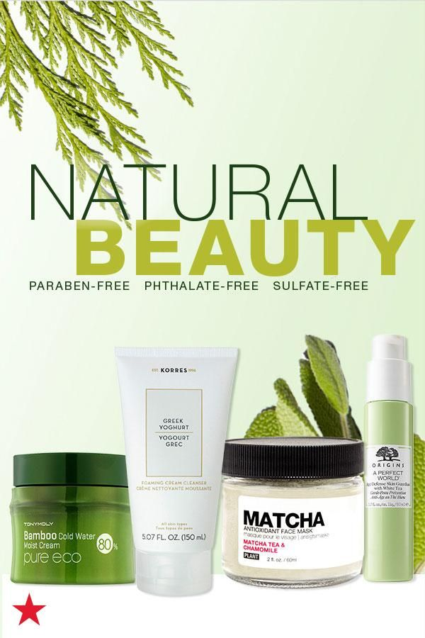 Fill Your Beauty Collection With Natural Skincare And Makeup
