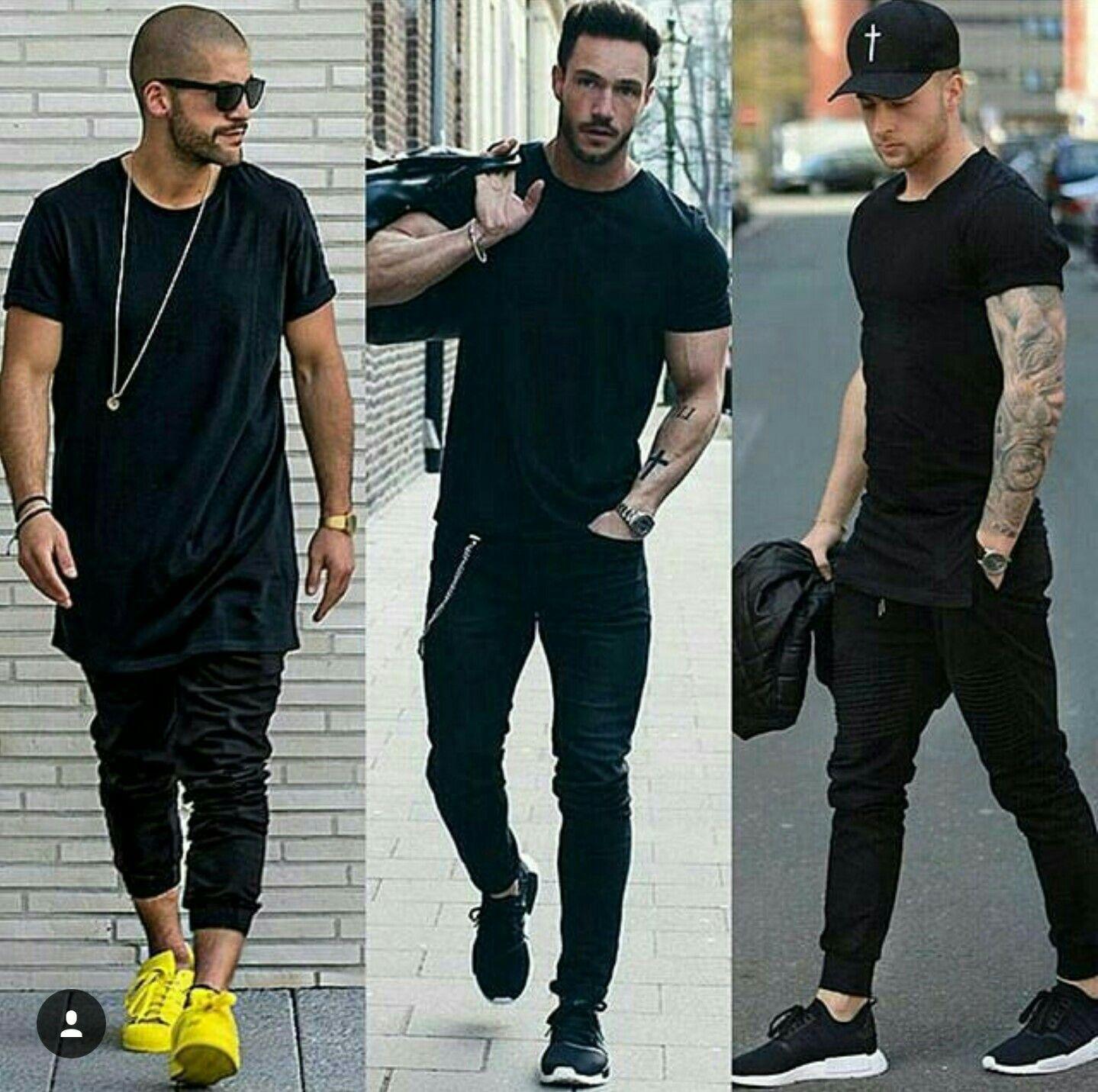 15 Estilos de ropa para hombres jovenes