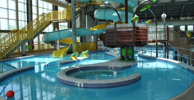 Biloxi Salvation Army Kroc Center Ms Gulf Coast Aquatics Indoor Waterpark Water Park Water Parks In Mississippi