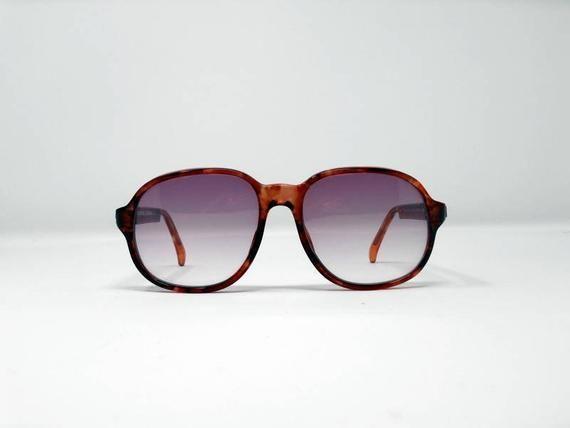 fabulous vintage sunglasses lunettes eyeglasses PIERRE CARDIN carved frame france rare