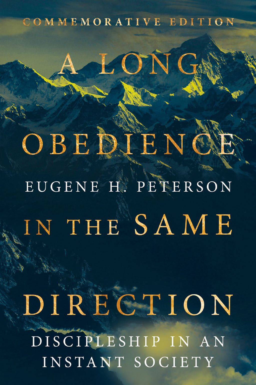 A long obedience in the same direction ebook
