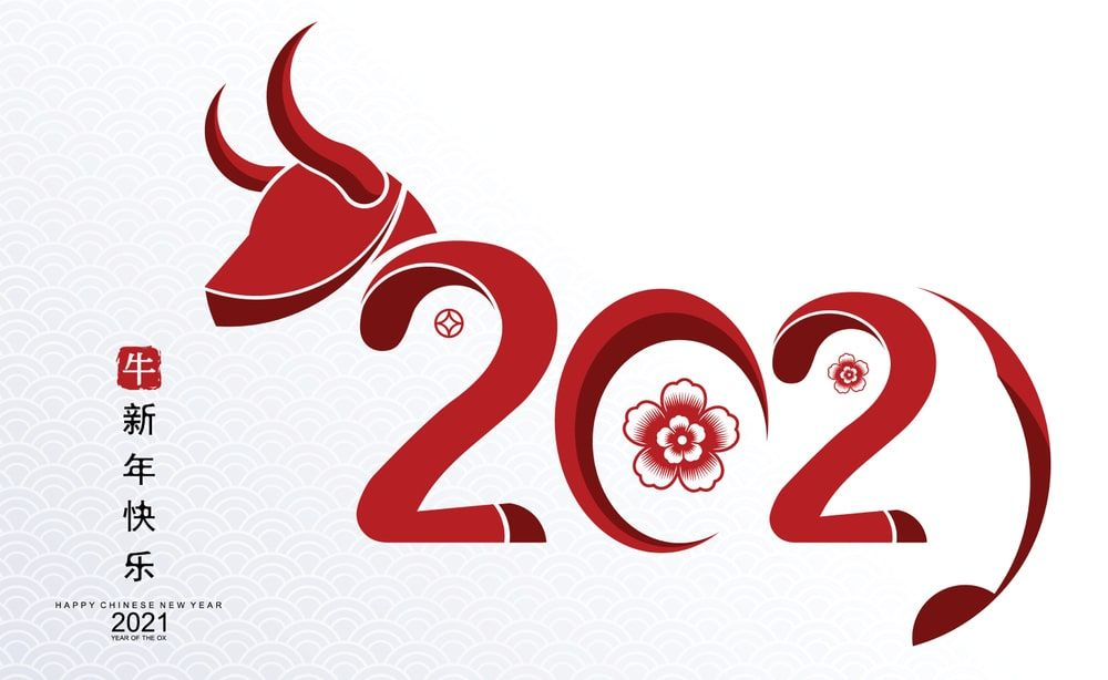 Chinese New Year 2021 Images Wallpaper Pictures Happy Bull 2021 Happy Chinese New Year Chinese New Year Chinese New Year Images