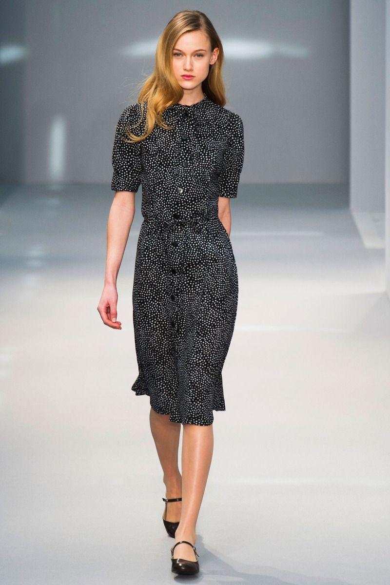 fa5054f333b Polka dots dress
