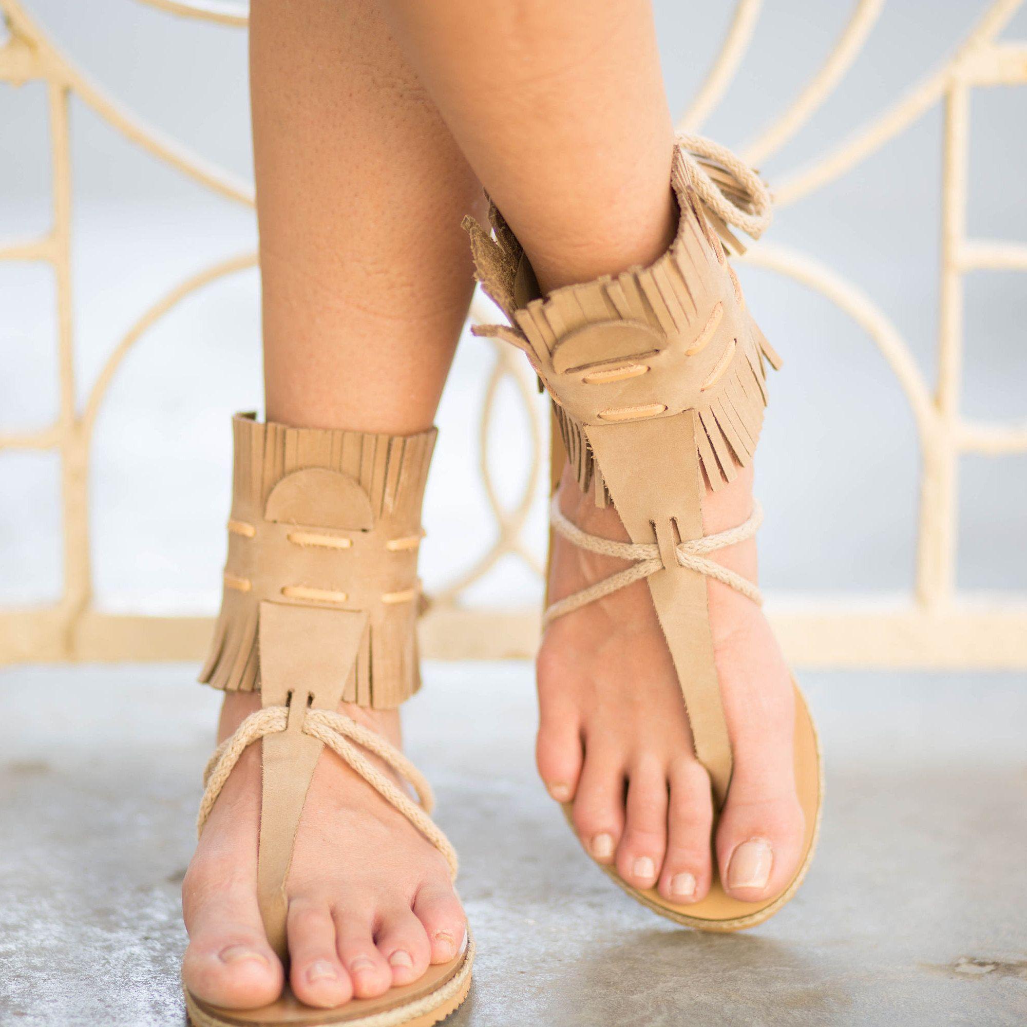 4c7f7938830c boho womens sandals