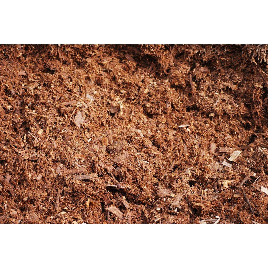 Florimulch Melaleuca 1 5 Cu Ft Brown Hardwood Organic Mulch Lowes