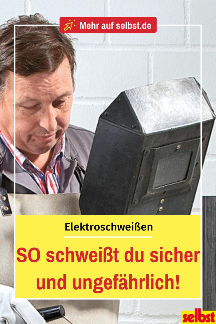 Elektroschweißen | selbst.de