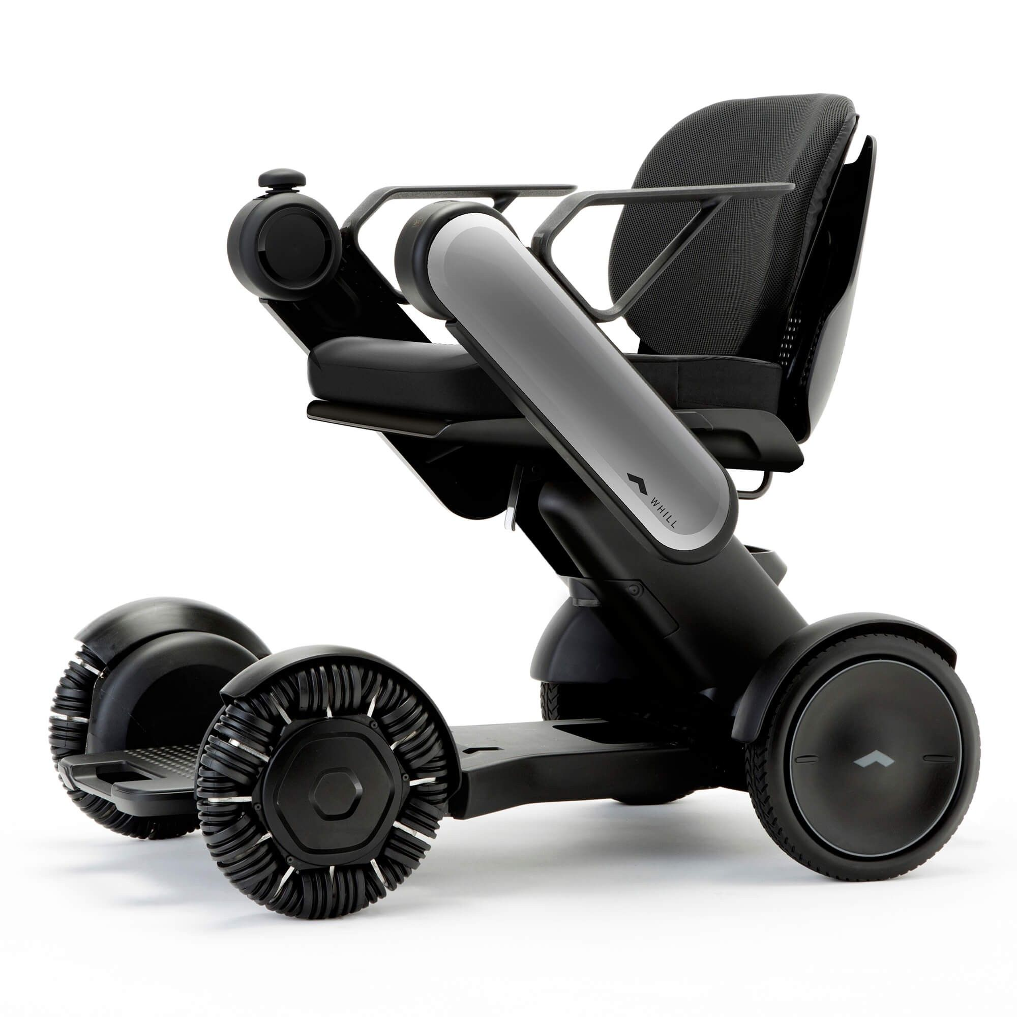 Whill Powered wheelchair, Design, Electric cars