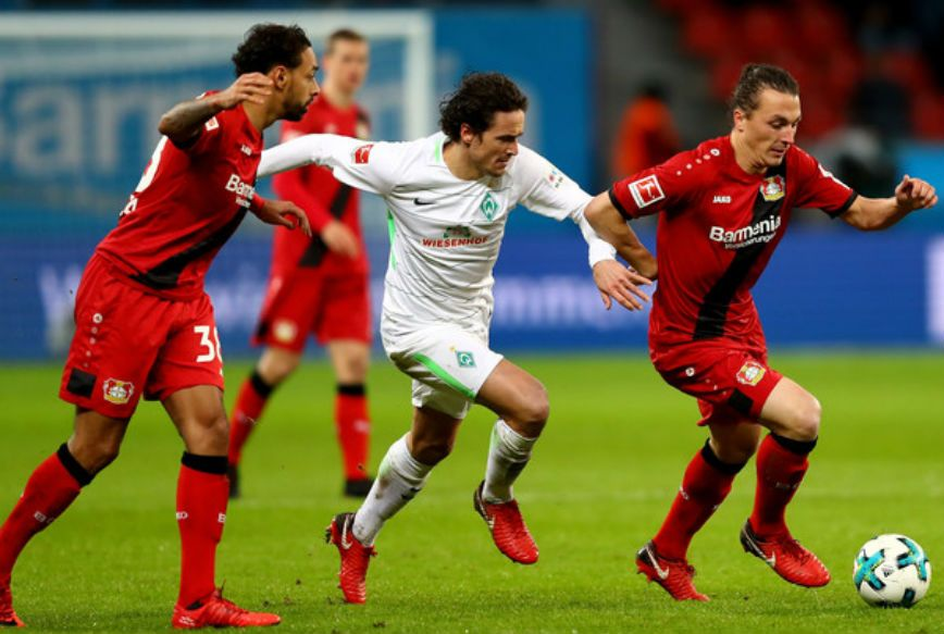 Leverkusen Bremen