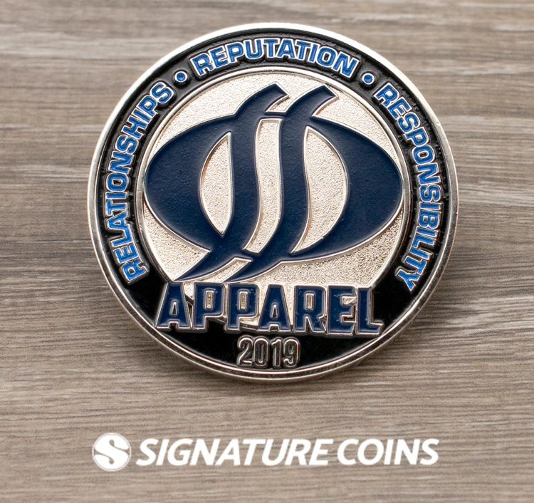 Custom Challenge Coins | Social Media Posts | Custom